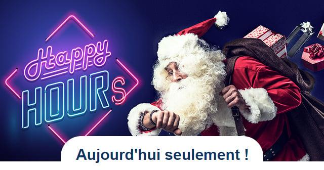 Les Happy Hours Carrefour !