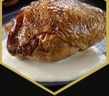 Poularde rôtie au Monbazillac
