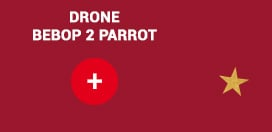 Drone Bebop 2 PARROT