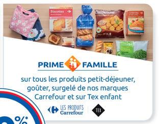 Prime Famille