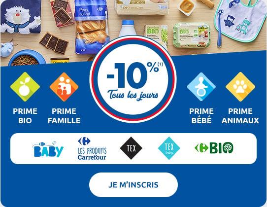 Carte Fidelite Carrefour Ooshop.Carrefour Vos Produits De La Marque Tupperware A 1