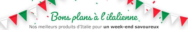 Bons plans à l'italienne