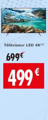 Téléviseur LED 4K (2)