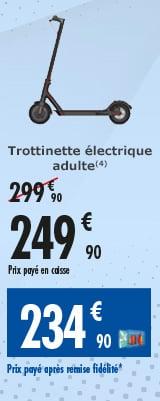 Trottinette électrique adulte (4)