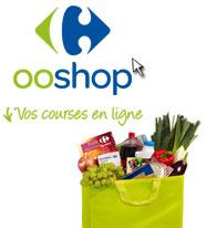 Carrefour Ooshop - Vos courses en ligne !