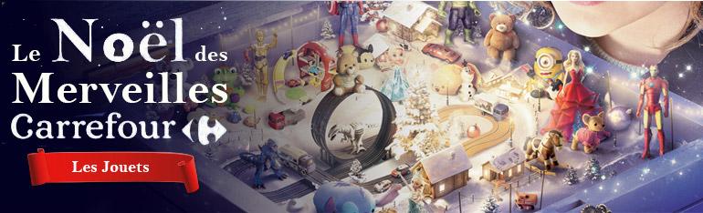 Le Noël des Merveilles Carrefour