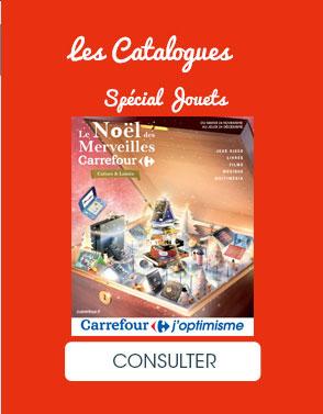Le catalogue de Noël spécial Jouets