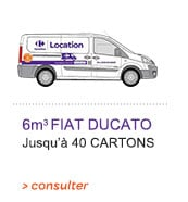 6m3 FIAT Ducato