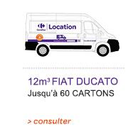 12m3 FIAT Ducato